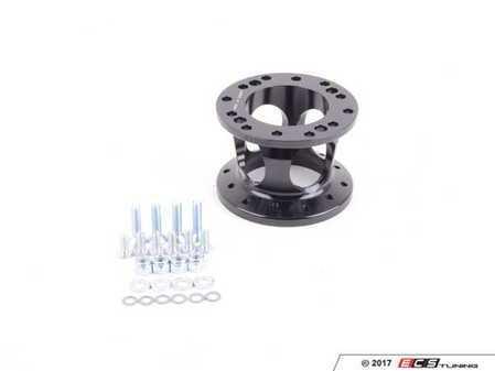 ES#3192172 - ODC023 - Fixed Steering Wheel spacer - Black - OMP 60mm steering wheel spacer. - OMP - BMW MINI