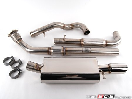 ES#3136923 - fpim-0278KT - Turbo-Back Exhaust System - Turbo-Back Exhaust System - Billy Boat Performance - Volkswagen