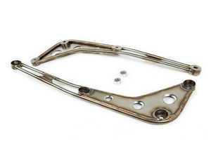ES#3450879 - RKP-F87-CB - RKP Corner Brace - Raw Finish - Replace those flimsy stock corner braces and add rigidity to your chassis - RKP - BMW
