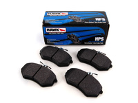 ES#506 - HB190F.730 - Front HPS Performance Pads - No Sensors - One of the best-selling all around brake pads - Hawk - Audi Volkswagen