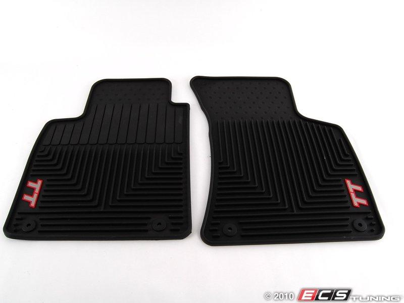 Ecs News Audi Mki Tt All Weather Floor Mats