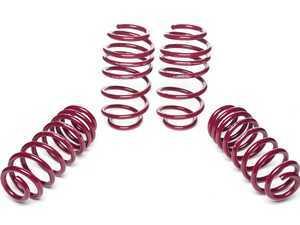 ES#3420388 - 950007 - VOGTLAND Sport Spring Set - Lower and optimize your cars suspension - VOGTLAND - Audi Volkswagen