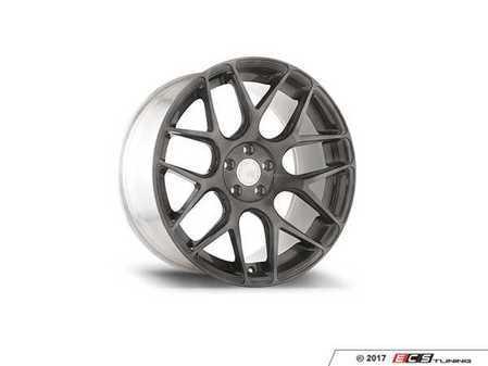 """ES#3457344 - m590bespokeKT - 19"""" M590 Wheels - Square Set Of Four - Bespoke Level III Custom Finish - Brushed Grigio - 19x9.5, 5x112, ET40 - Avant Garde - Audi"""