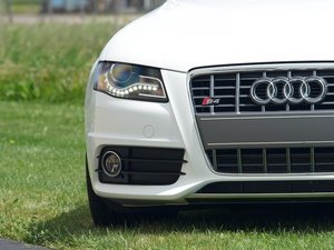 ES#2063905 - 8k0898011 - S4 Grille Kit - Platinum Grey With Chrome Trim - Kit includes the grille and matching plate filler - Genuine Volkswagen Audi - Audi