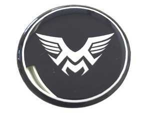 ES#3462906 - MM-Bsticker - Madness Motorworks Bubble Sticker - Priced Each - Add to Madness to any location - Madness Motorworks - MINI