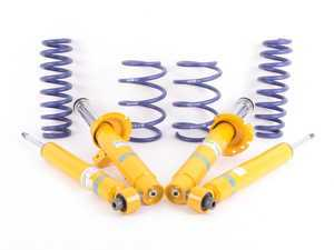 """ES#3220590 - 28878-2KT - Sport Suspension Kit - H&R Sport Springs/Bilstein B8 Performance Shocks - Greater than the sum of its parts: premium, sporty ride, with 1.3-1.5""""F/0.7-1.0"""" lowering. Lifetime warranty. - Assembled By ECS - BMW"""
