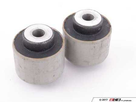 ES#3432391 - 034-505-2001-TD - Track Density Rear Differential Bushings - Pair - Eliminates excessive rear differential movement and provides quick feedback - 034Motorsport - Audi