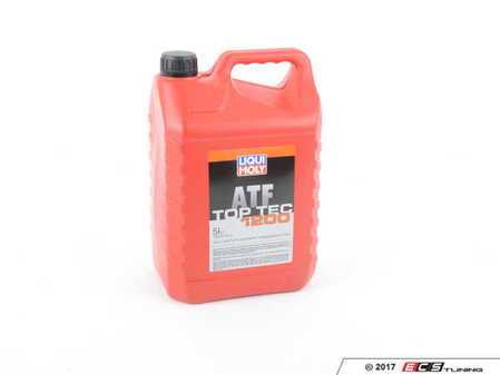 ES#3448780 - LM20020 - TopTech 1200 Synthetic Automatic Transmission Fluid - 5 Liter - Full synthetic fluid with advanced wear-protection technology - Liqui-Moly - Audi Volkswagen Porsche