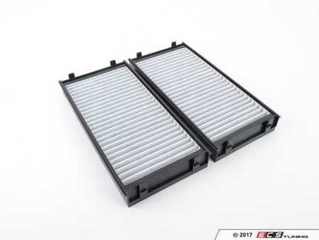 ES#3450265 - 64119248294 - Cabin Filter / Fresh Air Filter - Set - Charcoal activated filter - Micronair - BMW