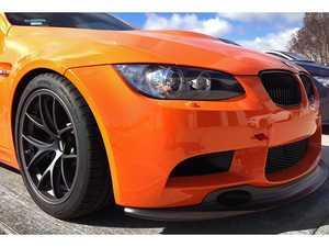 ES#3463065 - RKP-EM3-SHCD-2 - Clubsport Shorty Front Lip - 2x2 Weave Carbon Fiber - Includes brake ducts for additional cooling. - RKP - BMW