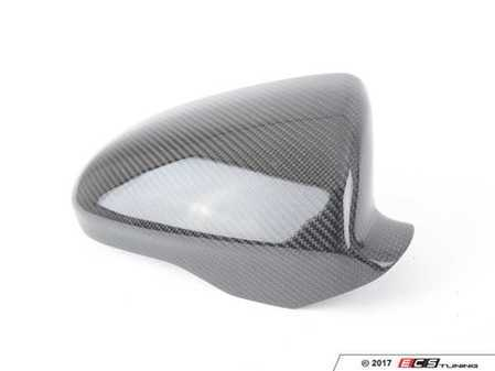 ES#3420815 - BM-0155-T - Mirror Cover Caps - Carbon Fiber - Direct replacement for your factory mirror caps - AUTOTECKNIC - BMW