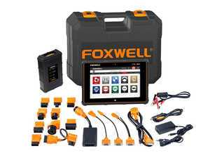 ES#3411503 - 0243455sch01aKT - Professional Scan Tool Tablet GT80 MINI - This scan tool has over 67 Asian, American and European makes. Designed to cover many factory tool functions beyond OBD II - Schwaben by Foxwell - Audi BMW Volkswagen Mercedes Benz MINI Porsche