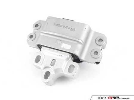 ES#2875598 - 3C0199555AA - Transmission Mount - Located by the battery on the drivers side of the engine - Febi - Volkswagen