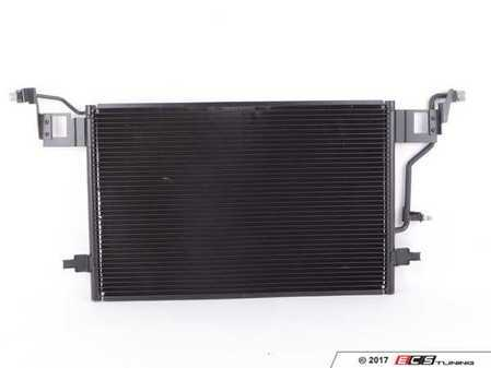 ES#3463045 - 4B3260403G - A/C Condenser - Transfers heat from the refrigerant - Behr - Audi
