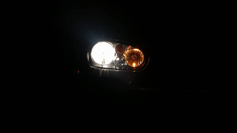 how to make clear headlight lenses