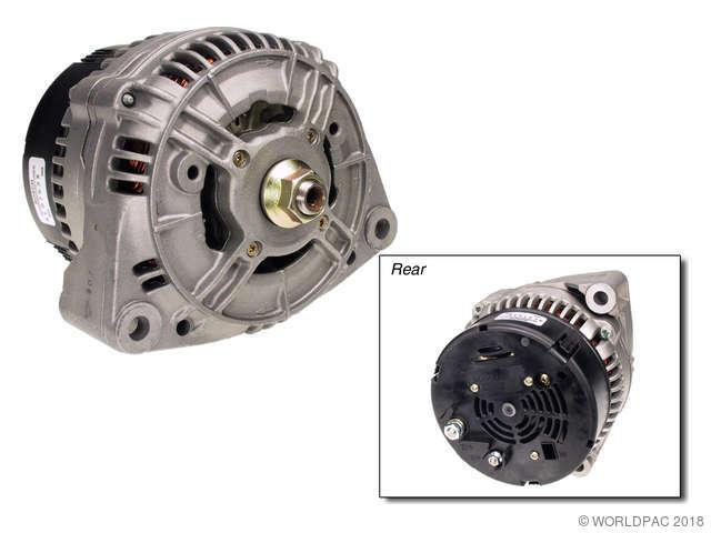 ES#1933613 - W01331600026 - Alternator - 115 Amp - Bosch -