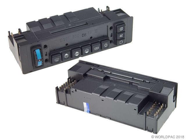 ES#1933727 - W01331600170 - Climate Control Unit - Remanufactured - Rebuilt - ProgRama -
