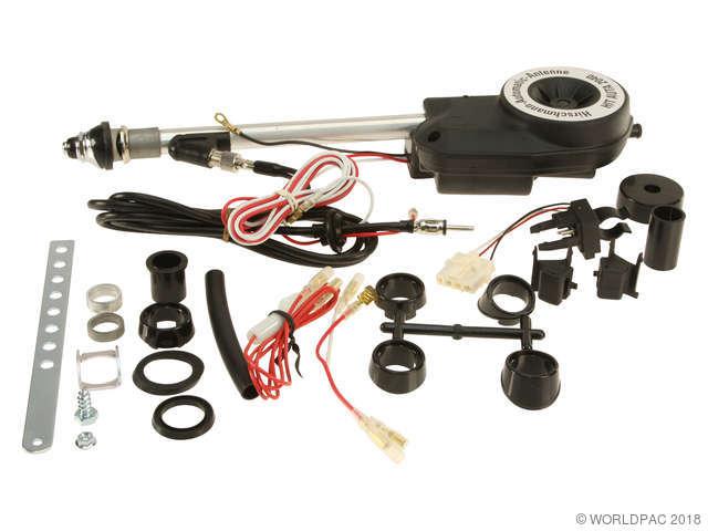 ES#1934575 - W01331601199 - Power Antenna - AM/FM/Cellular - AM/FM/Cell - Hirschmann - Mercedes Benz