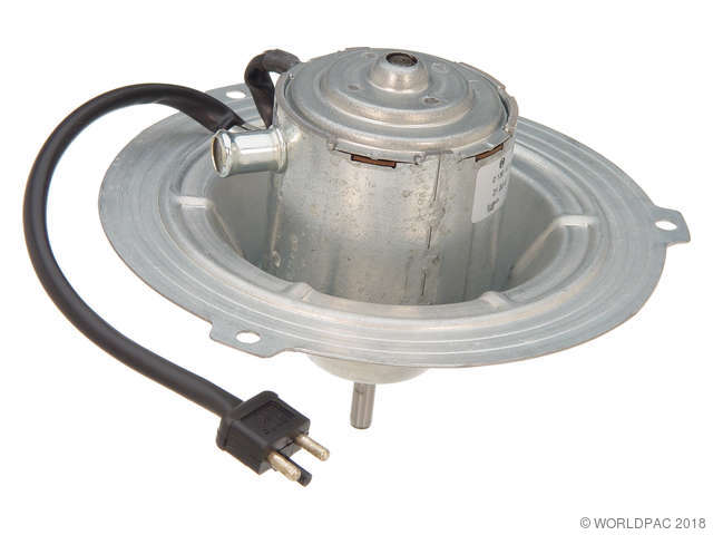 ES#1935050 - W01331601783 - Auxiliary Fan Assembly - Bosch - Mercedes Benz