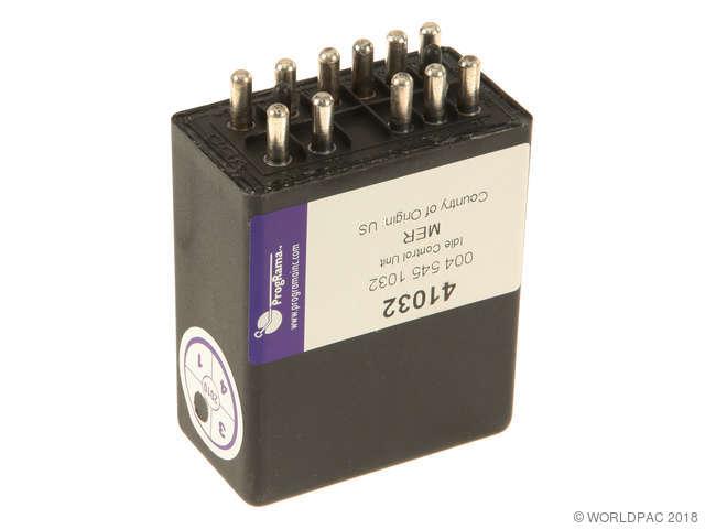 ES#1935593 - W01331602469 - Idle Control Unit - Remanufactured - ProgRama -