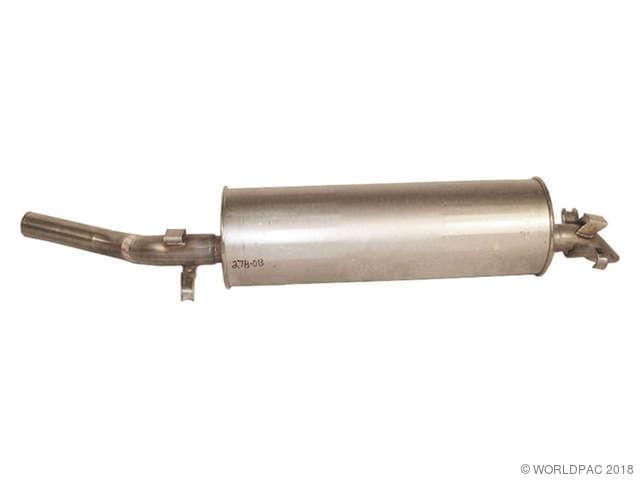 ES#1942298 - W01331610390 - Muffler - Rear - (NO LONGER AVAILABLE) - Bosal -