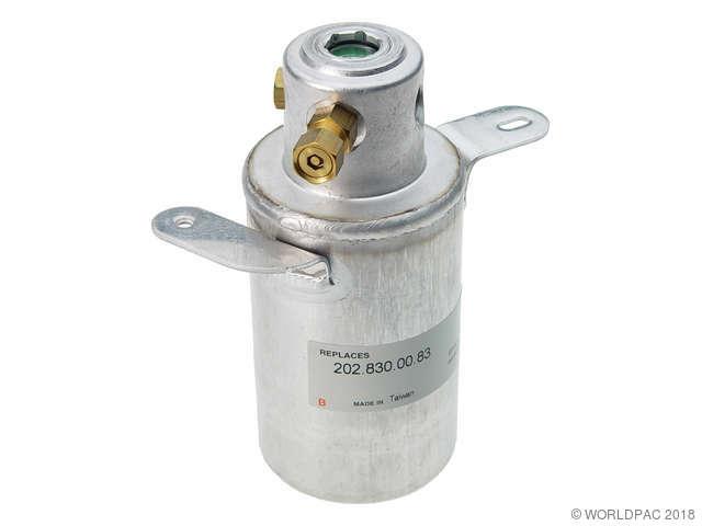 ES#1942549 - W01331610676 - A/C Receiver Drier - (NO LONGER AVAILABLE) - 4 line fittings - ACM -