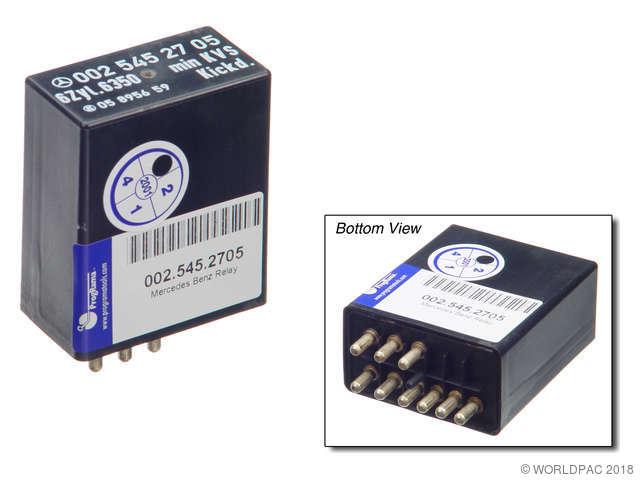 ES#1945114 - W01331613469 - Fuel Pump Relay - Remanufactured w/ Core - ProgRama -