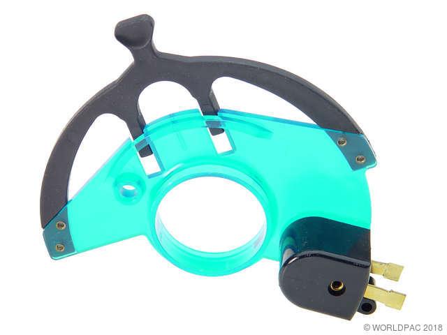 ES#1956495 - W01331625250 - Heater Control Handle - Blue - (NO LONGER AVAILABLE) - Febi -